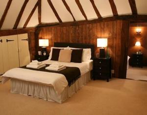 The Bedrooms at Elvey Farm