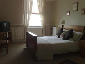 The Bedrooms at Earl David Hotel