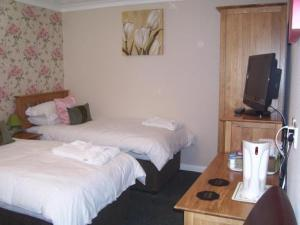 The Bedrooms at The Royal Bridlington