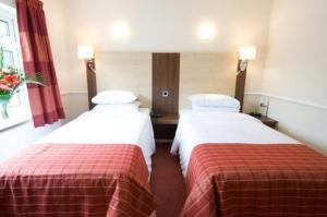 The Bedrooms at Monton House Hotel