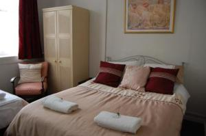 The Bedrooms at The Castle BandB