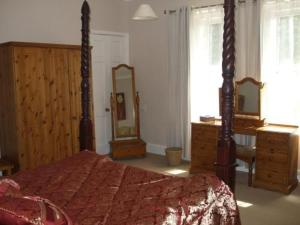 The Bedrooms at The Amber Lodge