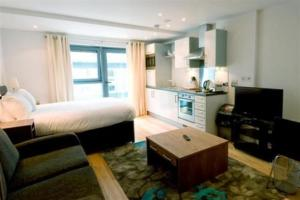 The Bedrooms at Meridian Terrace Serviced Apartments