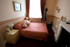 The Bedrooms at The Curzon Hotel