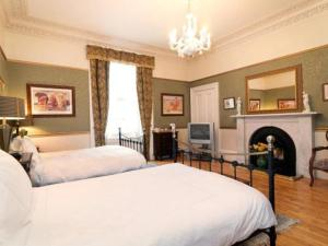 The Bedrooms at Balmore Guest House