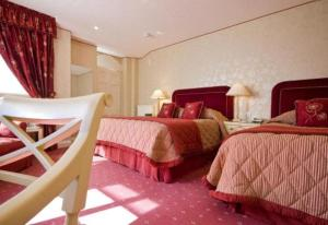 The Bedrooms at Rothay Manor
