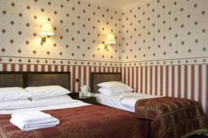 The Bedrooms at Swallow Station Hotel
