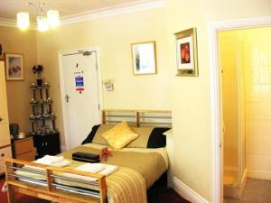 The Bedrooms at Park View Guest House