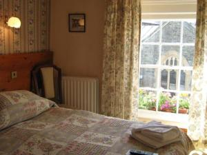 The Bedrooms at Rose Cottage