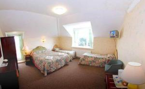 The Bedrooms at Bournemouth International Hotel