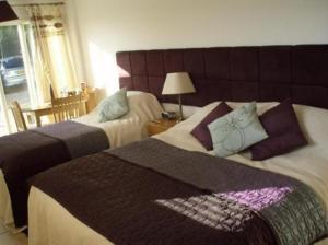 The Bedrooms at The Willows Guest House