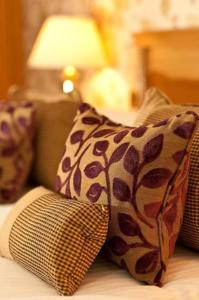 The Bedrooms at Lochgreen House Hotel