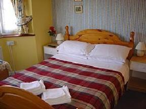 The Bedrooms at Ashtrees Guest House