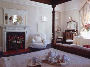 The Bedrooms at Gissing Hall Hotel