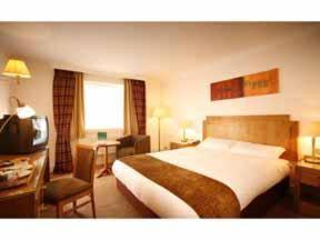 The Bedrooms at Holiday Inn Bolton Centre