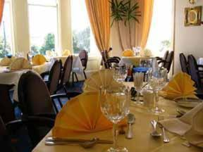 The Restaurant at Fife Lodge Hotel