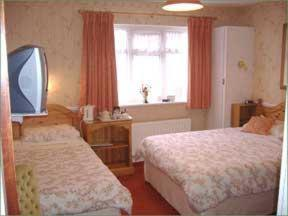 The Bedrooms at Brook Lodge, Silver Award Guest House
