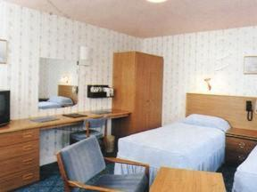 The Bedrooms at Willowbank Hotel