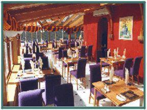 The Restaurant at Lundin Links Hotel