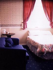 The Bedrooms at Hadrian Lodge Hotel