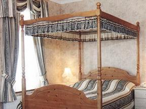 The Bedrooms at Tregenna Hotel