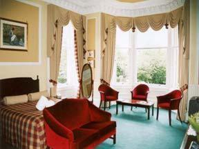 The Bedrooms at Ben Craig House