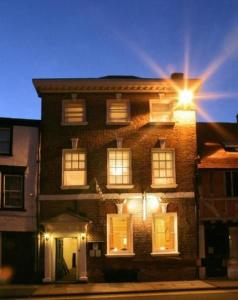 The Jessop Townhouse - Bed and Breakfast