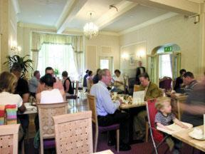 The Restaurant at Barkston Garden Hotel