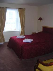 The Bedrooms at Douglas Arms Hotel