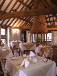 The Restaurant at Coughton Lodge