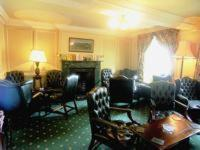 The Bedrooms at Bishopsgate House Hotel