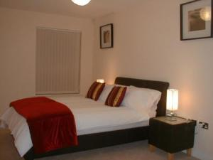 The Bedrooms at Century Wharf Serviced Apartments