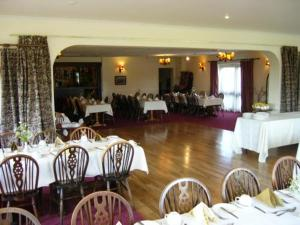The Bedrooms at Wheyrigg Hall Hotel