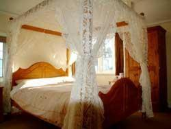 The Bedrooms at The Sun Inn