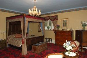 The Bedrooms at Bodidris Hall