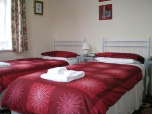 The Bedrooms at Lyndricks House