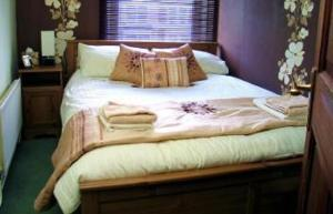 The Bedrooms at Ty Rosa Boutique BandB