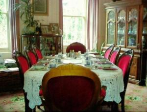 The Restaurant at Brynhonddu Country House BandB