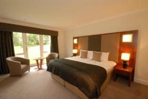 The Bedrooms at Best Western Keavil House Hotel