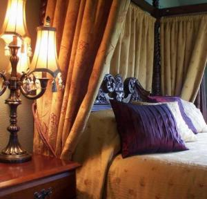The Bedrooms at Glenorchy Lodge Hotel