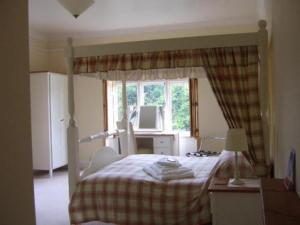 The Bedrooms at Rhyd Country House Hotel