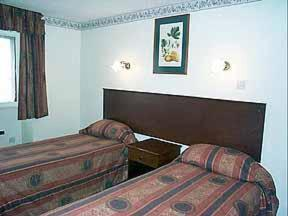 The Bedrooms at Milton Keynes Hotel (formerly Comfort Inn)
