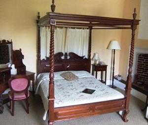The Bedrooms at Wallett