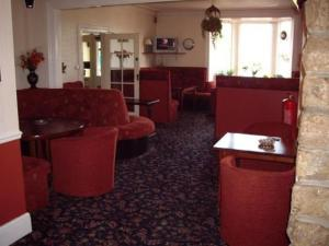 The Bedrooms at The Maerdy Hotel