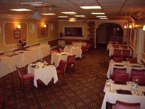 The Restaurant at The Maerdy Hotel
