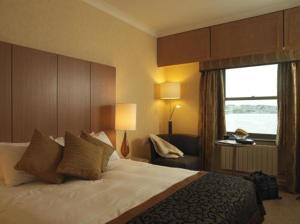 The Bedrooms at Dundee Hilton