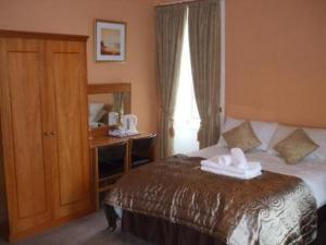 The Bedrooms at Cairnryan House