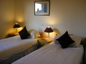 The Bedrooms at Clunie Guest House