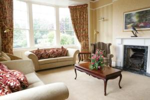 The Bedrooms at Derwent Lodge Hotel