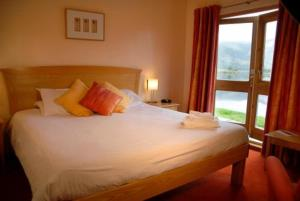 The Bedrooms at The Isles Of Glencoe Hotel